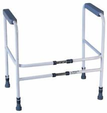 Aidapt VR202 Broadstairs Width and Height Adjustable Toilet Frame
