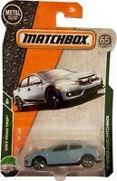 Matchbox - 2018 MBX Road Trip 6/35 '17 Honda Civic Hatchback 7/125 (BBFHG71)