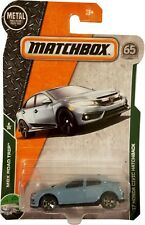 Matchbox - 2018 MBX Road Trip 6/35 '17 Honda Civic Hatchback 7/125 (BBFHG71)