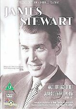 Made For Each Other / James Stewart On Film (DVD, 1999) **NEW SEALED**