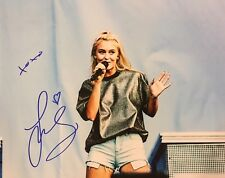 WITH PROOF! ZARA LARSSON Signed Autographed 8x10 Photo So Good Sweden