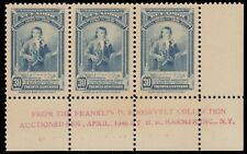 "ECUADOR 398 - Francisco Santana Cruz ""Franklin D. Roosevelt Collection"" (pf38143"