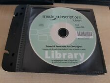 More details for msdn subscriptions library discs & more!