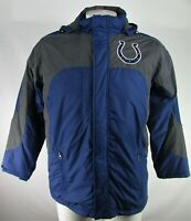 Indianapolis Colts NFL G-III Men's 3-in-1 System Full-Zip Winter Jacket