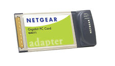 NETGEAR GA511 Gigabit Network Card for Laptop Notebook