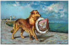 Lifebuoy Soap7 Vintage Advertising Art Print / Poster