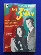 THE 3RD. MAN - FIRST PAPERBACK EDITION BY GRAHAM GREENE