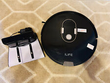 Ilife Robot Vacuum Cleaner w/Charger ~ Model A7