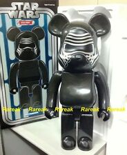 Medicom 2016 Expo Bearbrick Star Wars 1000% First Order Kylo Ren Be@rbrick