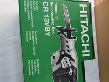 Hitachi CR13VBY Reciprocating Saw