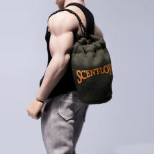 "1/6 Scale Backpack Knapsack Packsack Sports Backpack For 12"" Action Figure"