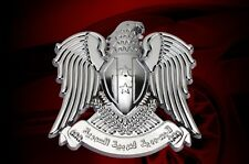 Personalized Stickers Cool Eagle Metal Badge Emblem Car Styling 3D Stickers
