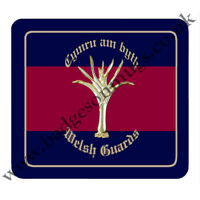 Welsh Guards - Personalised Mouse Mat