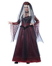 Immortal Vampiro Novia Adulto Mujer Disfraz Halloween