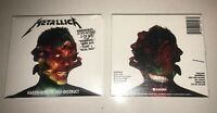Metallica - Hardwired...To Self-Destruct 2 CD Set [New, Sealed Nov-2016 Digipak]