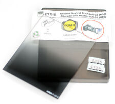 Cokin .P. Series: P121S Gradual Neutral Density Grey Soft ND8 Filter (4328BL)