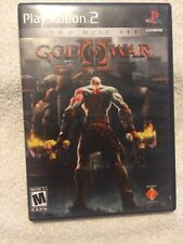 god of war ps2 Two Disc Set