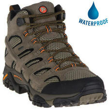 Merrell Moab 2 Mid GTX Gore-Tex Mens Leather Waterproof Walking Boots Size 7-13
