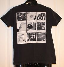 Bad Boy MARC ECKO Polaroid Storyboard TSHIRT Inspo BIKER Moto SEXY GIRL Rocker S