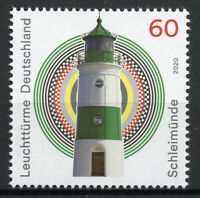 Germany Lighthouses Stamps 2020 MNH Schleimunde Lighthouse 1v Set