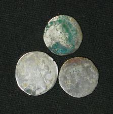 Lot of 3 Hungary Denar Charles I Károly Róbert 1307-1342 Ostrich Silver Coins