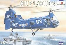 AMODEL 72136 HELICOPTER HUP1/HUP2 SCALE MODEL KIT 1/72 NEW