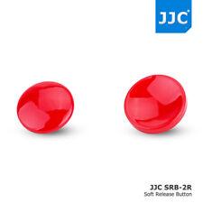 JJC Red Camera Shutter Release Button for Fujifilm X100F/X100T/X100S/X-T2/ X-T20
