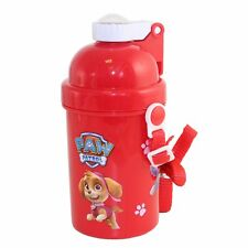 CB Pop-up Bottle with Lanyard - Back to School - Paw Patrol Red