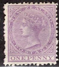 NEW ZEALAND 1874 STAMP Sc. # 51 MNG