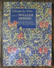 William Morris Giftwrap Book 16 Printed Paper Sheets Gifts Crafts Collage 18x27
