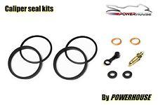 Yamaha XVZ 12 TD Venture 83-85 rear brake caliper seal repair kit 1983 1984 1985