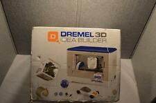 NEW - DREMEL 3D 3D IDEA BUILDER 3D PRINTER - MFR # 3D20-01 - FREE SHIP USA ONLY
