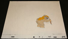 Star Wars Cartoon Painted Animation Cel - Ewok from the Rear - E L 124 G46