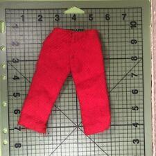 "Homemade Pants for 1970's (11.5-12"") G.I. Joe Action Figure, Snap-waist Trousers"
