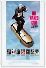 THE NAKED GUN Movie POSTER 27x40
