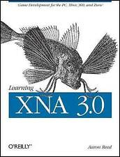 NEW Learning XNA 3.0: XNA 3.0 Game Development for the PC, Xbox 360, and Zune