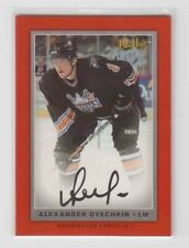 2006-07 Beehive Red Facsimile Signatures #1 Alexander Ovechkin