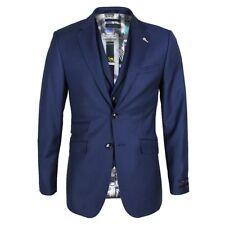 TED BAKER TB DESIGNER JACKET / BLAZER ROYAL BLUE SIZE 38L RRP £200 BNWTS