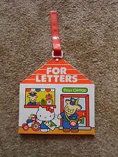 HELLO KITTY letter set/lettera papierset di 1976