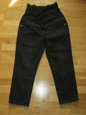0550c788cfef2 NEXT Maternity Black SKINNY Over Bump Jeans Sz 10 Short Leg 25 BRAND Nes