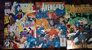 Avengers 362, 321 and 389       Marvel Comics Lot!