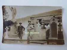 More details for mountford's ? monumental funerary monuments real-photograph postcard ab88