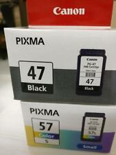 Canon PG-47 + CL-57S Ink Cartridge Combo Pack