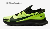 """Nike Pegasus Trail 2 """"Volt/Baroque Brown"""" Men's Trainers Limited Stock All Sizes"""