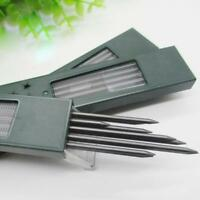 (10X Leads) 2B HB Black 2.0mm Mechanical Pencil Lead Refill 2.0Pencil Lead X2U5