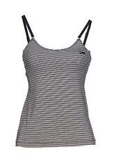 Cotton Blend Striped Cami, Strappy Women's Lingerie & Nightwear