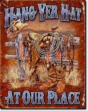 Westernreiten Pferd Sattelzeug Squaredance Werbung Deko Poster Schild *502
