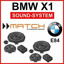 BMW x1 e84 altoparlanti match ms83c BMW audio Harman Kardon scatole di ricambio