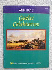 Ann Buys Gaelic Celebration 6 Pieces Piano Interm Level Unmarked