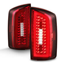 07-08 Dodge Ram 1500 2500 3500 FULL LED Red OLED Neon Tube Tail Light Brake Lamp